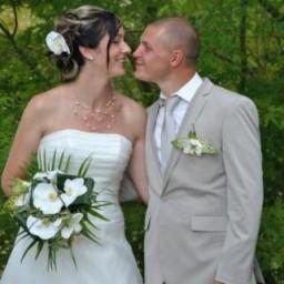 Bijoux de mariage d'Audrey et Cyrille le 13-06-2015