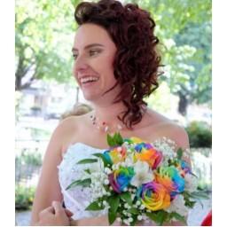 Bijoux de mariage d'Alexandra le 20-06-2015