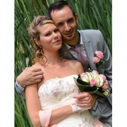 Bijoux de mariage d'Angélique et Pierrick le 20-06-2015