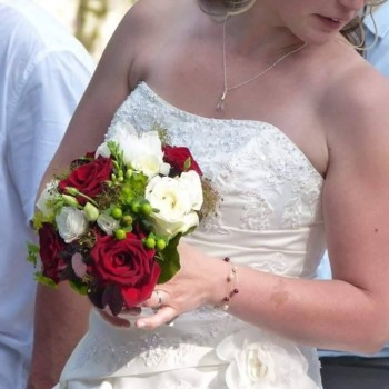 Bijoux de mariage d'Oriane le 27-06-2015