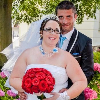 Bijoux de mariage de Cindy et Jean-Baptiste le 04-07-2015