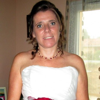 Mariage de Catherine le 08-08-2015
