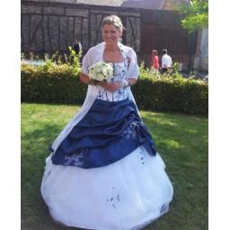 Bijoux de mariage de Virginie le 29-08-2015