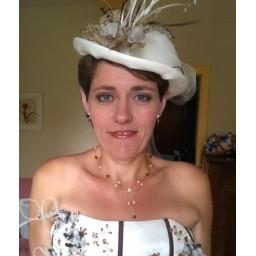 Bijoux de mariage de Sandra le 05-09-2015