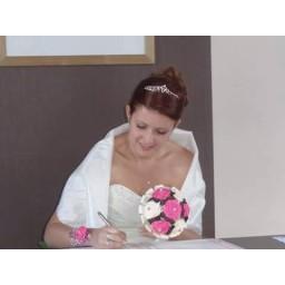 Bijoux de mariage de Christilla le 26-09-2015