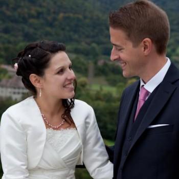 Bijoux de mariage d'Aurélie et Simon le 03-10-2015