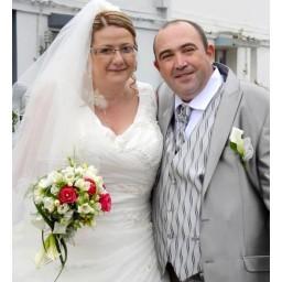 Bjoux de mariage de Julie et David le 04-06-2016