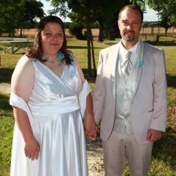 Bjoux de mariage de Nadège et Serge le 02-07-2016