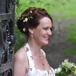 Bijoux de mariage de Catherine le 07-05-2016