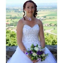 Bjoux de mariage de Jennifer le 09-07-2016