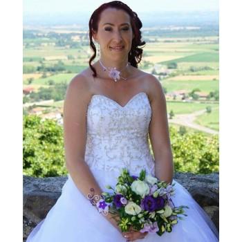 Bijoux de mariage de Jennifer le 09-07-2016