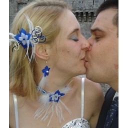 Bijoux de mariage de Mélodie et Patrick le 16-07-2016