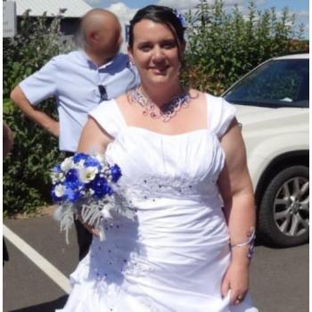 Bijoux de mariage d'Ophélie le 16-07-2016