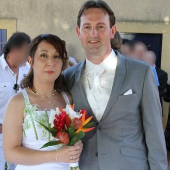 Mariage de Christelle et Stéphane le 13-08-2016