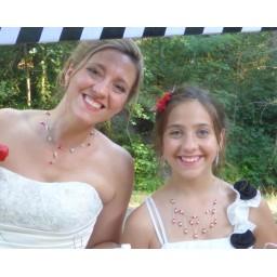 Bjoux de mariage de Delphine2 le 13-08-2016