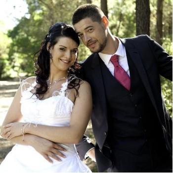 Bijoux de mariage de Jennifer et Michael le 20-08-2016