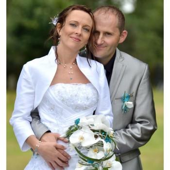Mariage de Lydia et Yannick le 20-08-2016