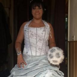 Bijoux de mariage de Gwénaëlle le 03-09-2016
