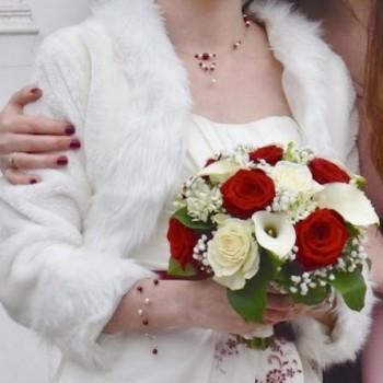Bijoux de mariage d'Anne-Laure le 23-04-2016