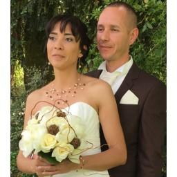 Bjoux de mariage d'Emilie et Sébastien du 27-05-2017