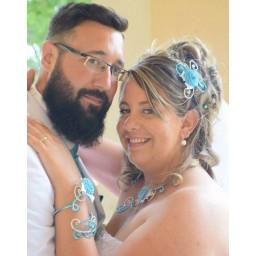 Bijoux de mariage d'Emilie et Jérôme le 03-06-2017