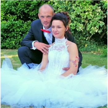 Bijoux de mariage de Séverine et Gaël le 15-07-2017