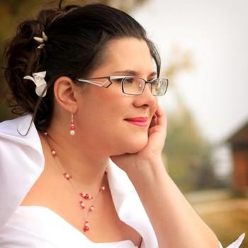 Bijoux de mariage de Stéphanie le 18-11-2017