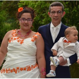 Mariage d'Aline et Sylvain le 30-05-2018