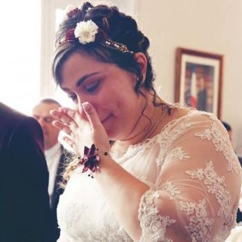 Bijoux de mariage de Sonia le  09-06-2018