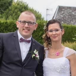Anne et Julien le 16-06-2018