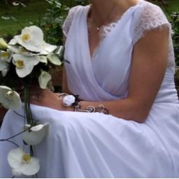 Bijoux de mariage de Sandra le 16-06-2018