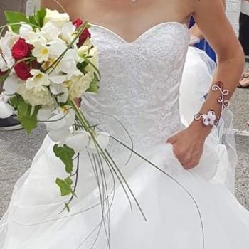 Bijoux de mariage de Dorothée le 23-06-2018