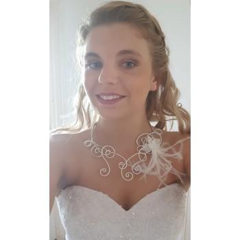 Bijoux de mariage de Typhanie le 23-06-2018