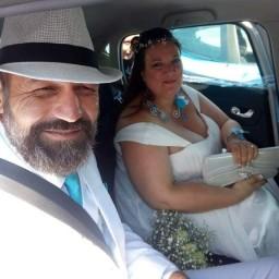 Bijoux de mariage de Christelle et Nicolas le 23-06-2018
