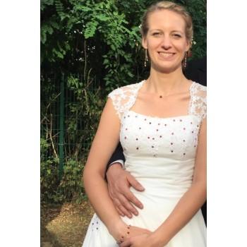 Bijoux de mariage d'Alice le 28-07-2018