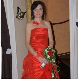 Bijoux de mariage d'Audrey le 25-08-2018