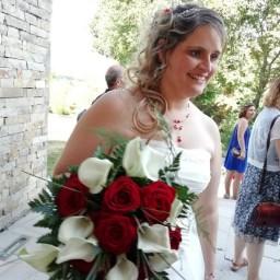 Bijoux de mariage d'Emilie le 15-09-2018