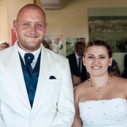 Bijoux de mariage de Marine et Christophe le 23-06-2018