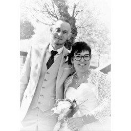 Bijoux de mariage de Marie-Lyne et Romain le 20-04-2019