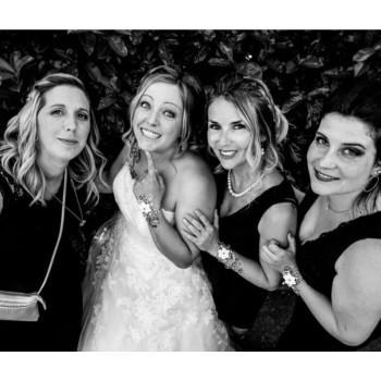 Bracelet de mariage d'Anaïs le 01-06-2019