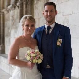 Bijoux de mariage de Fanny et Florian le 15-06-2019