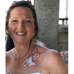 Collier de mariage de Magali le 29-06-2019