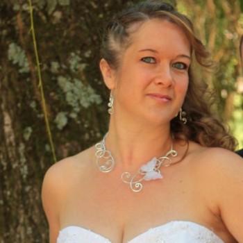 Bijoux de mariage de Sonia le 27-07-2019