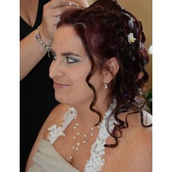 Bijoux de mariage de Gaëlle le 20-07-2019