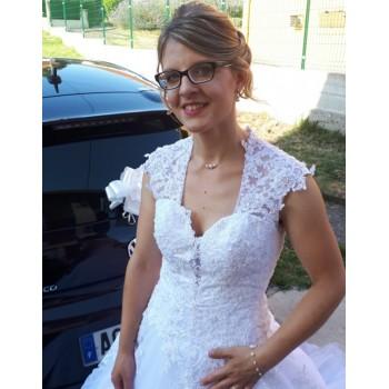 Bijoux de mariage d'Aurélie le 20-07-2019
