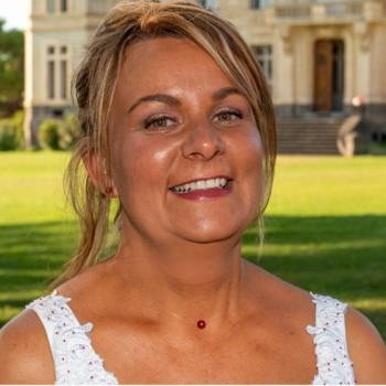 Bijoux de mariage de Karine le 03-08-2019