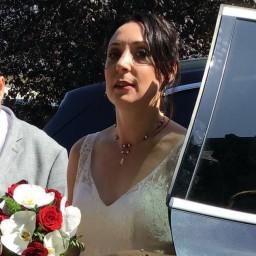 Bijoux de mariage de Cathy et Richard le 10-08-2019
