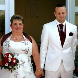 Bijoux de mariage de Laurie et Julien le 10-08-2019
