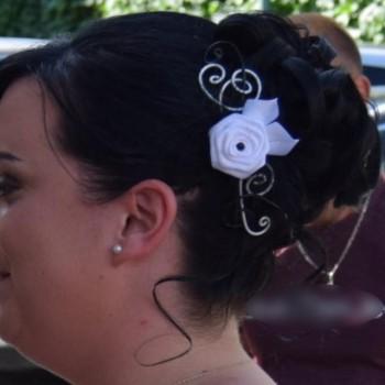 Bijoux de Mariage de Béatrice le 24-08-2019