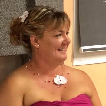 Bijoux de mariage de Sandrine le 24-08-2019